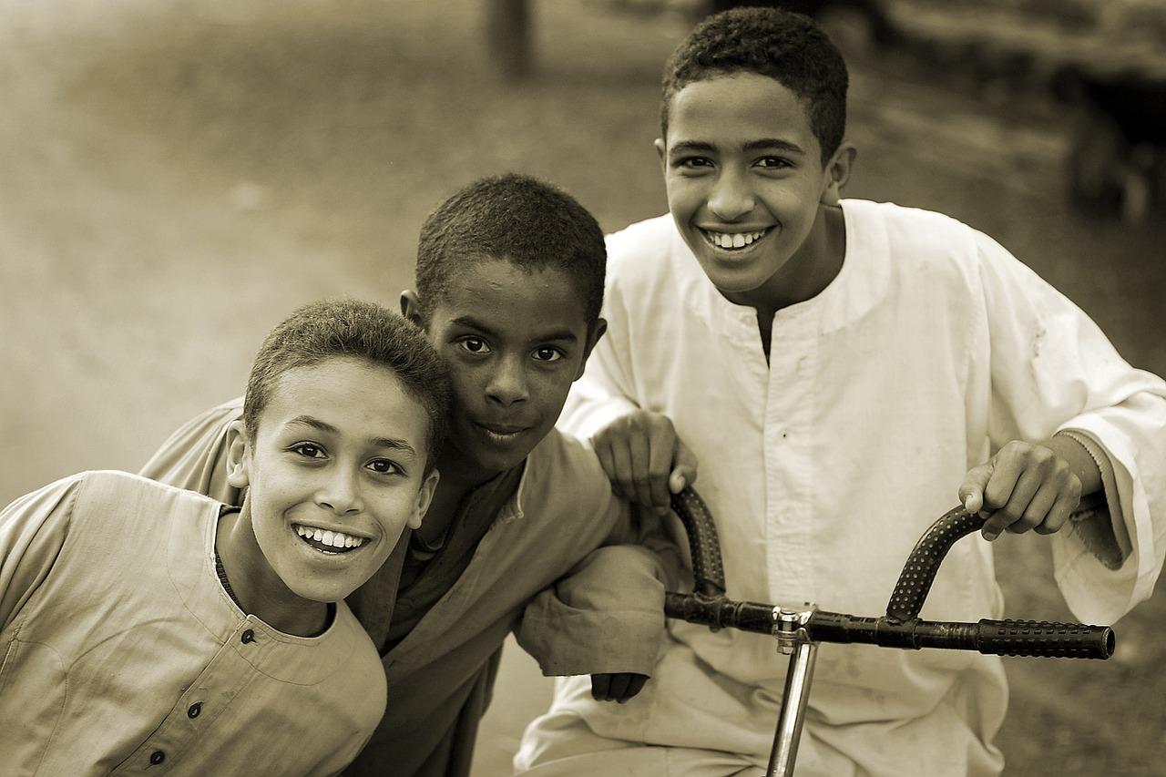 Youth IAAM children