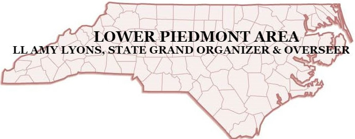 Lower Piedmont Area map Update